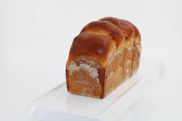 Brioche Raisin - 400g - Au Pain Vivant en stock