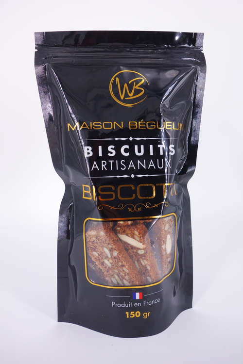 Biscotti - biscuits secs - 150g : Biscuits